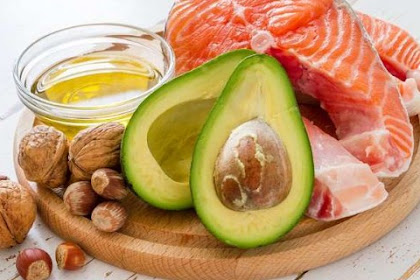 High Fatty Foods that are Good for Health