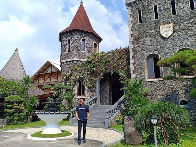 Wisata Lost world castle Merapi Jogja