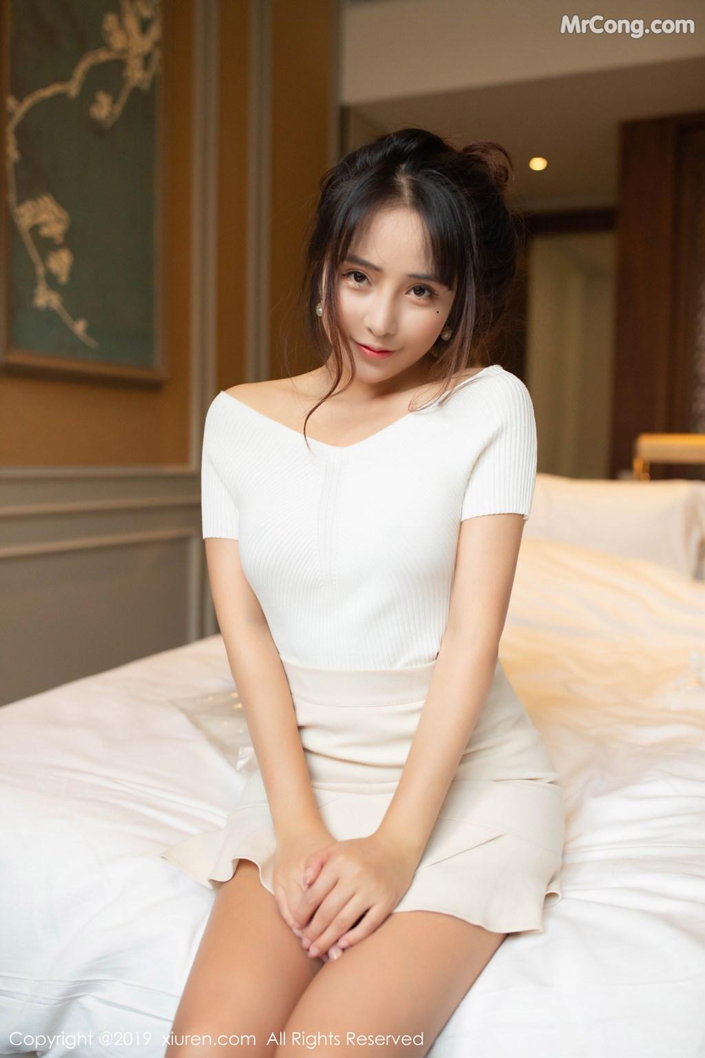 Image XIUREN-No.1753-lele-MrCong.com-001 in post XIUREN No.1753: 陶喜乐_lele (51 ảnh)
