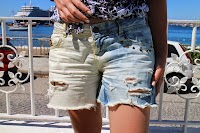 DIY Denim Short