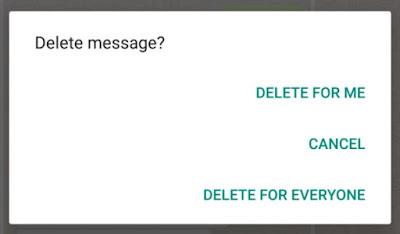 Cara Mudah Menghapus Pesan WhatsApp Tanpa Batas 7 Menit