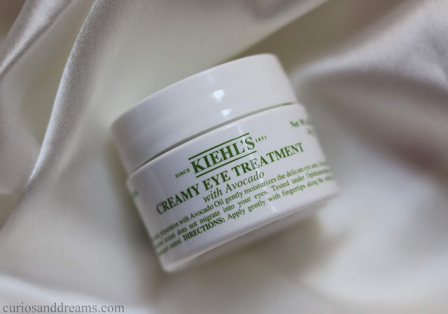Kiehl's Creamy Eye Treatment with Avocado review, Kiehl's Creamy Eye Treatment with Avocado india