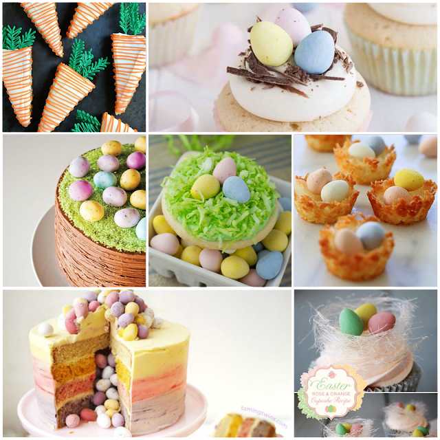 Baking Easter Projects