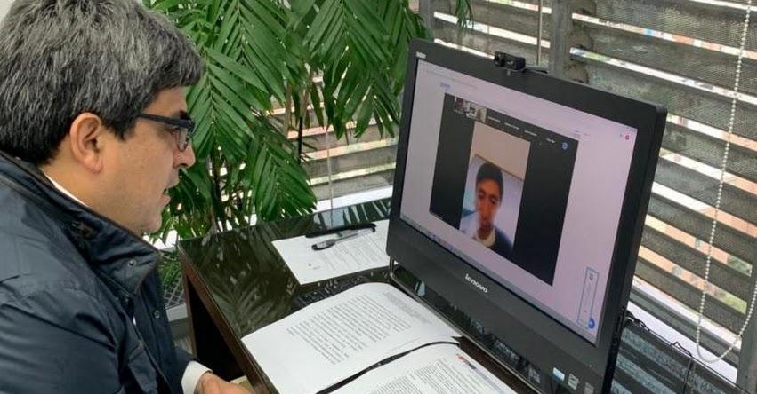 MINEDU expone experiencias de «Aprendo en Casa» en reunión latinoamericana sobre educación