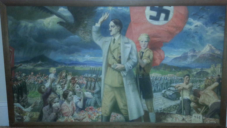 Holocaust Art Paintings