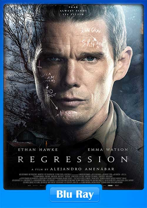 Regression 2015 LIMITED 480p BluRay 300MB x264 Poster