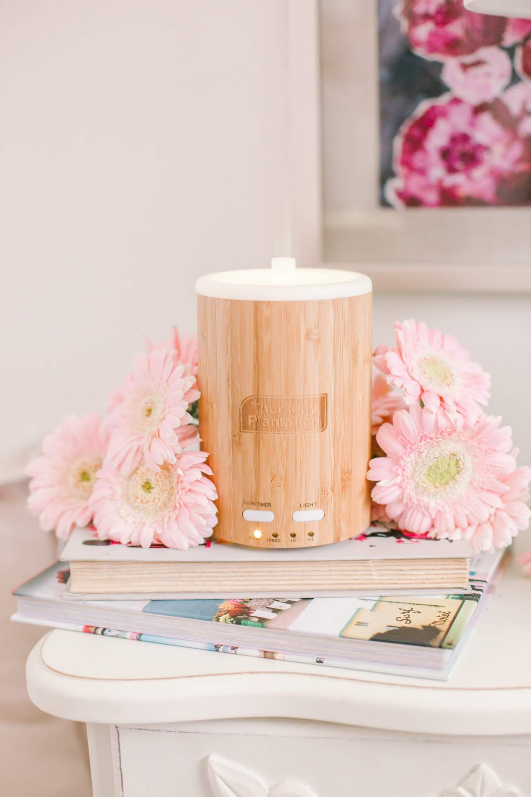 Bijuleni - Why You Need an Essential Oil Diffuser At Home - Thursday Plantation Diffuser