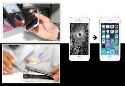 Thành Hưng – địa chỉ thay mặt kính iPhone chính hãng giá rẻ