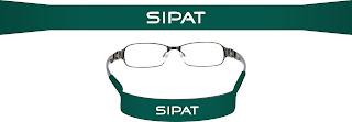 brindes para sipat - suporte para óculos (tira para óculos)