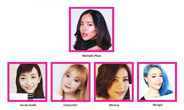SK-II, Beauty Bound Asia 2015, YouTube, Michelle Phan, #ChangeDestiny, #BeautyBoundAsia, Asia Top Beauty Creator, Asia Top Beauty Content Creator, Coaches, ipsy, beauty gurus, Sasaki Asahi, Calary Girl, Momay, Wengie, SK-II Radical New Age, R.N.A Power, R.N.A Power Essence