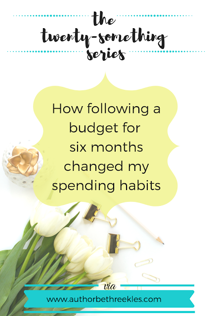 Six months on from trying to track my spending, I've saved some money and changed a few habits...