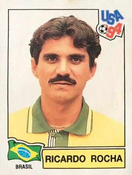 b25fd15f1973f Panini - USA 94 (06) - Brazil version - Campeonato Mundial de Futebol 94  (03) - Different pictures