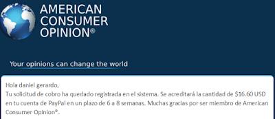 american consumer opinion logotipo