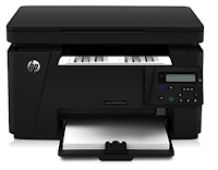HP LaserJet M125nw Printer Driver Support