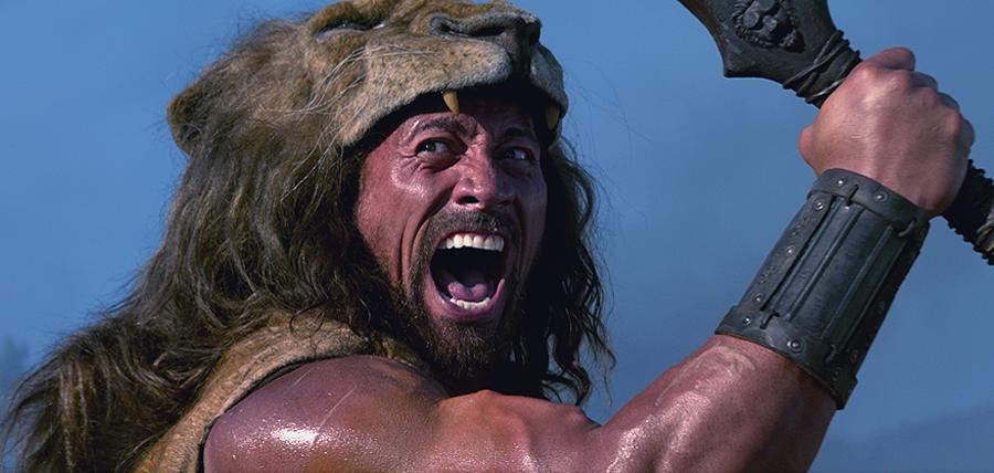 Dwayne Johnson este Hercules