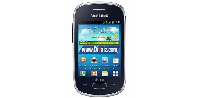Tutorial & Cara Flashing Samsung Galaxy Star Duos S5282 Via Odin