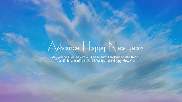 ADVANCE HAPPY NEW YEAR 2017 WISHES
