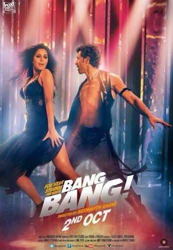 Bang Bang (2014) Movie Poster No. 2