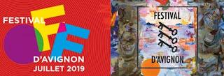 programmation festival avignon 2019