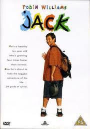 Jack es un niño atrapado en un cuerpo de adulto