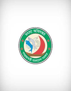 department of fisheries vector logo, department of fisheries logo, department of fisheries, department, fisheries