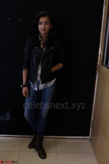 Akshara Haasan spotted at an interview for movie Laali Ki Shaadi Mein Laddo Deewana 002.JPG