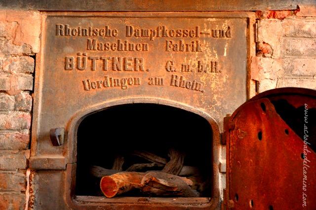 fabrica de calderas