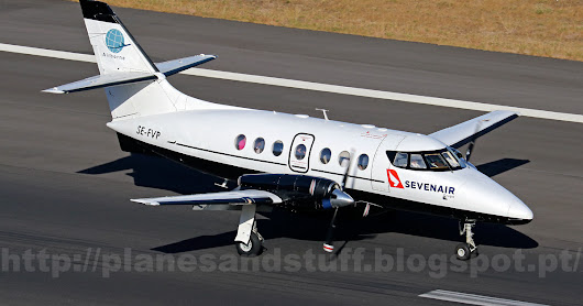 Novo Jetstream na Aerovip