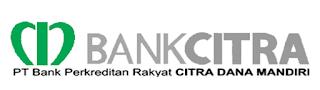 Lowongan Kerja BANK CITRA (PT. BPR Citra Dana Mandiri)