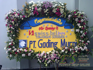 Papan bunga For Grand opening