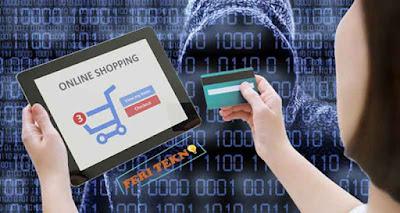 Ciri penipu jual barang online - feri tekno