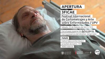 FICAE - Festival Internacional de Cortometrajes y Arte sobre Enfermedades