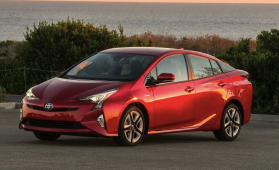 First Drive Toyota Prius Three Touring Review