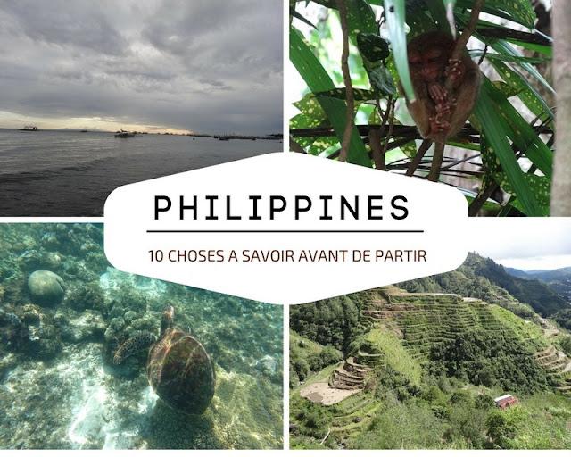 PHILIPPINES : Découvrez les 10 choses à savoir avant de partir ! www.by-laura.fr