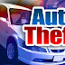Man arrested for auto theft and burglary