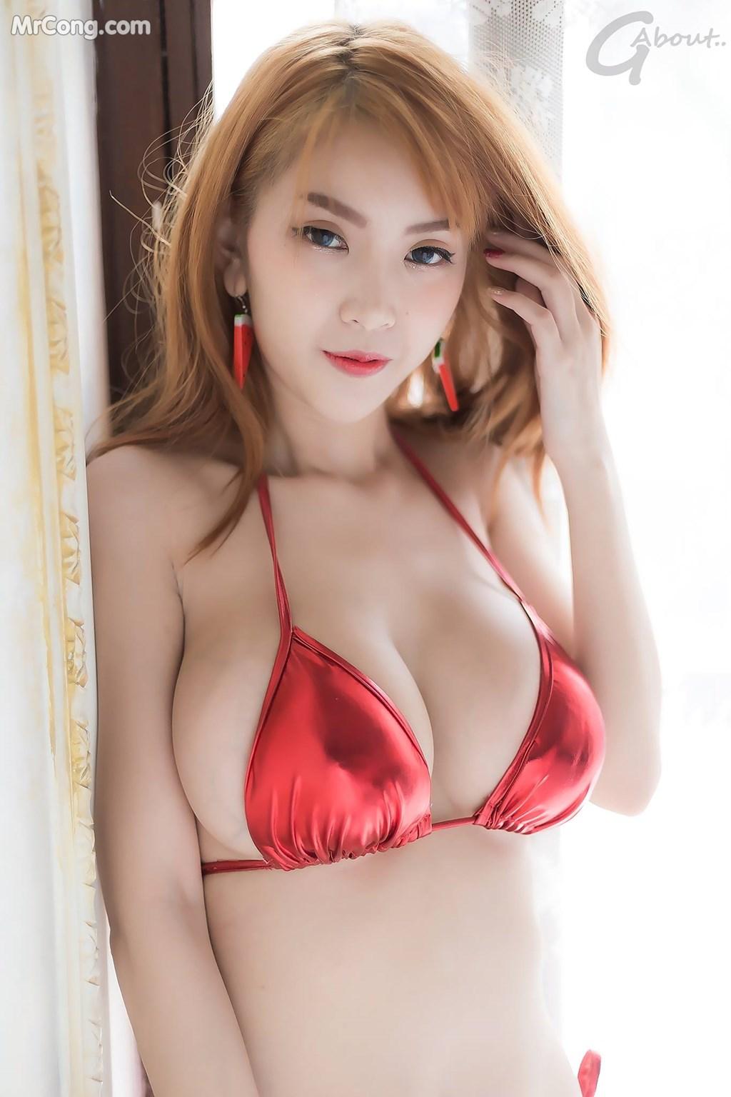 Image Thai-Model-No.482-Alisa-Rattanachawangkul-MrCong.com-006 in post Thai Model No.482: Người mẫu Alisa Rattanachawangkul (9 ảnh)