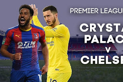 Live Streaming Crystal Palace vs Chelsea 30 Desember 2018
