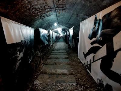 Tbilisi tunel podziemny w centrum - nieznane atrakcje