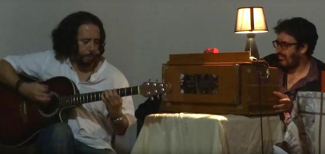EDUARDO GARCÍA-VALDECASAS y ANTONIO LUIS GUILLÉN: Blues improvisado
