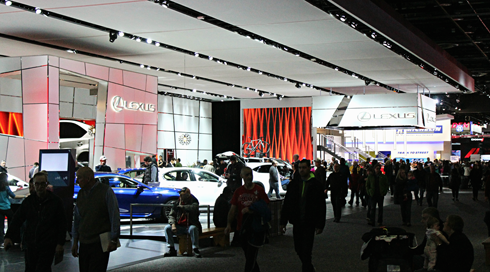 north american international auto show detroit naias