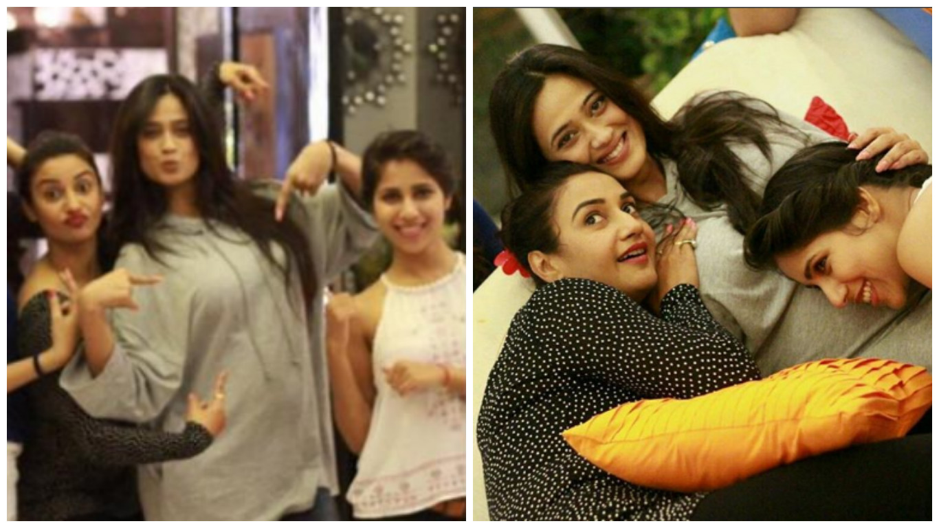She Is Celebrating Her Birthday With Besties Rati Pandey Vibha Anand And Vaishnavi Dhanraj Shared This Adorable Video