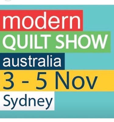 Modern Quilt Show Australia 2017