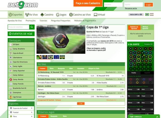 Bet9 Sports