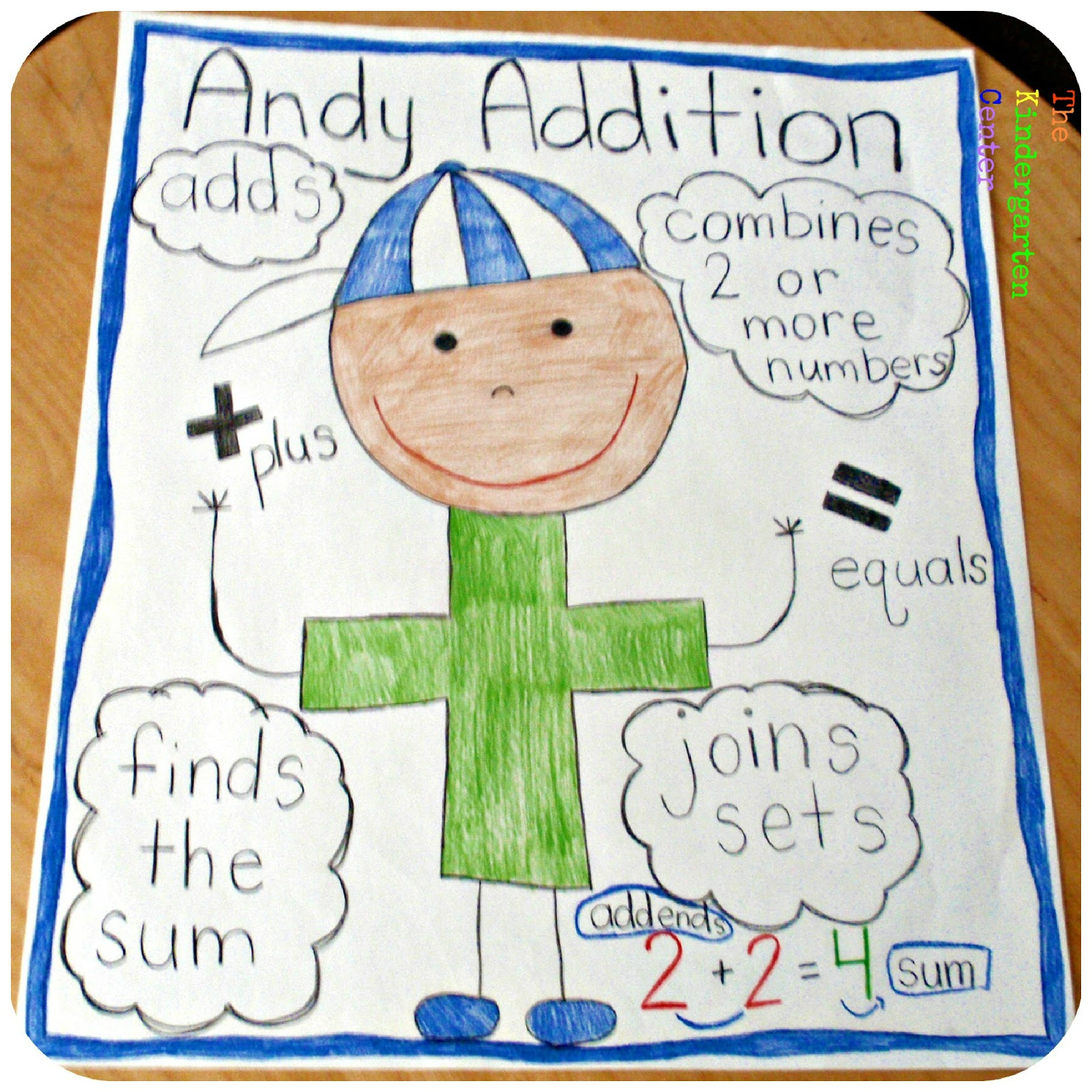 Kinderkids Andy Addition