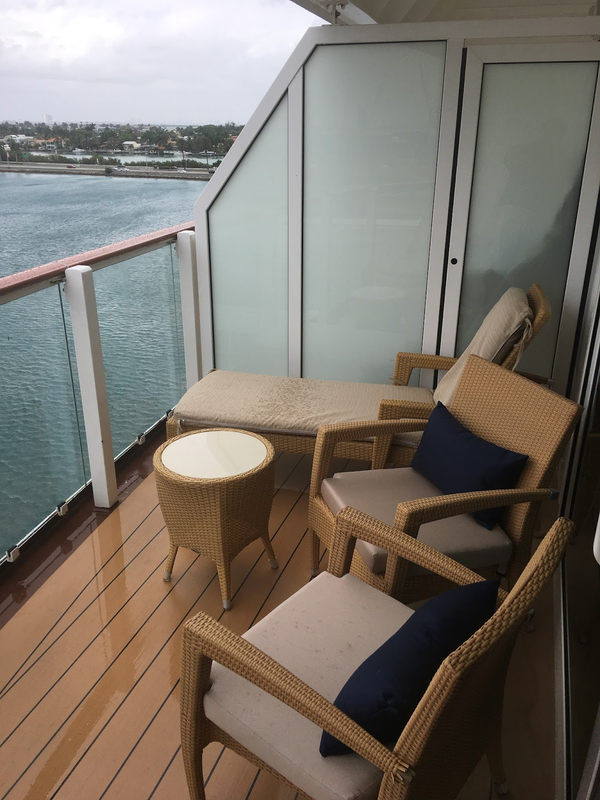 The Cheerful Cruiser Our First Suite Experience The