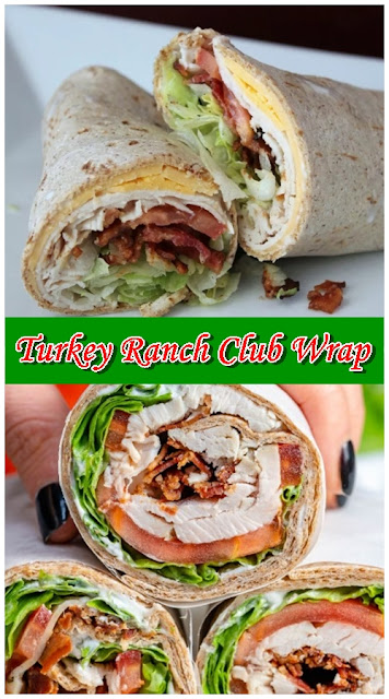 Turkey Ranch Club Wrap