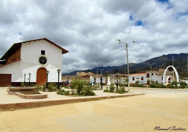 Chachapoyas, Plazuela de Indipendencia