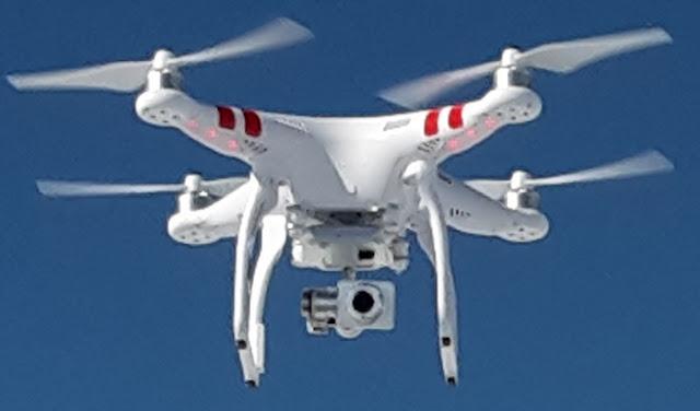 Drones devem ser homologados para evitar interferências