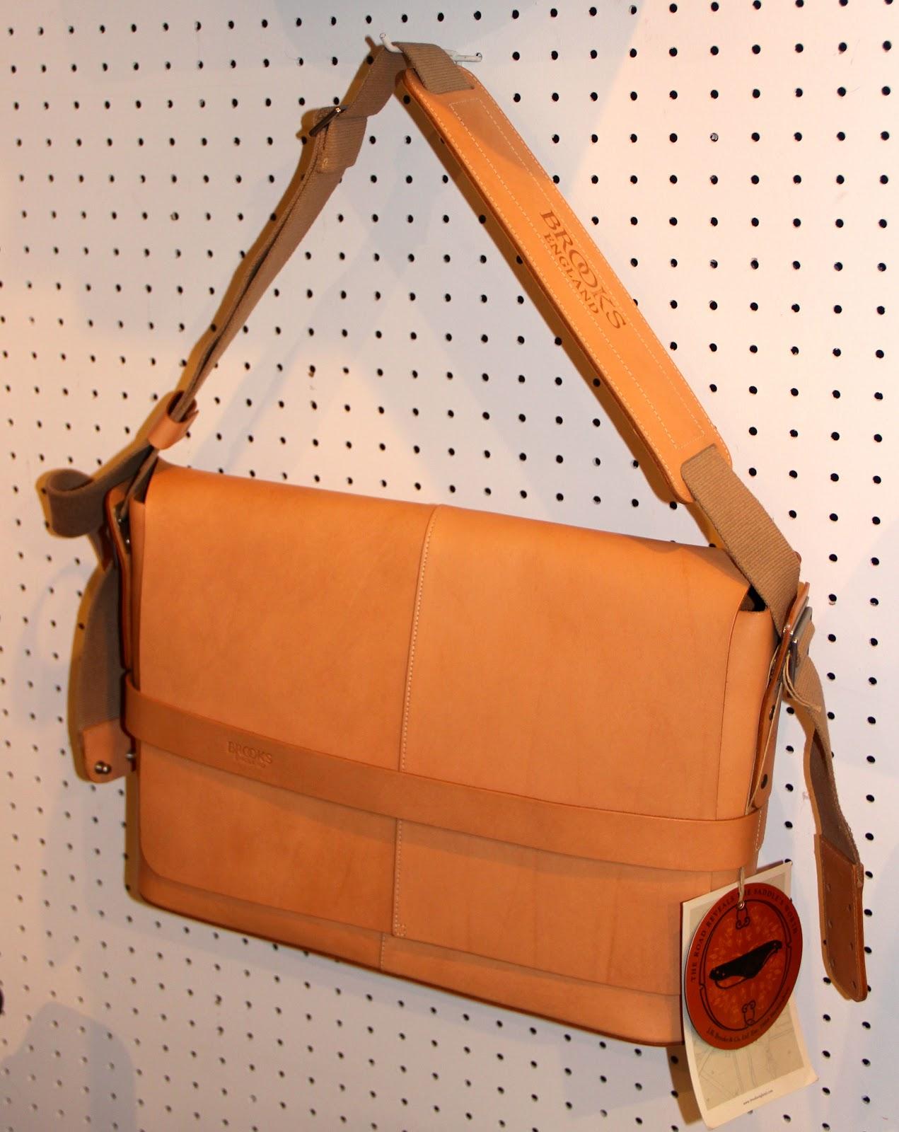 3b75e62d9d54 Made in England Barbican Hard Leather Shoulder Bag vegetable tanned leather  w  adjustable shoulder strap available now
