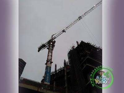 Berapa Daya Angkat Tower Crane ?